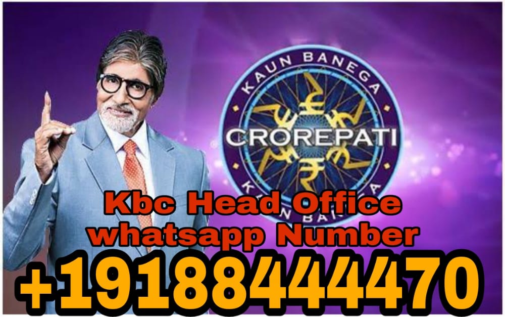 KBC Head Office Whatsapp Number - A Must Have For a Festive Holiday Season!