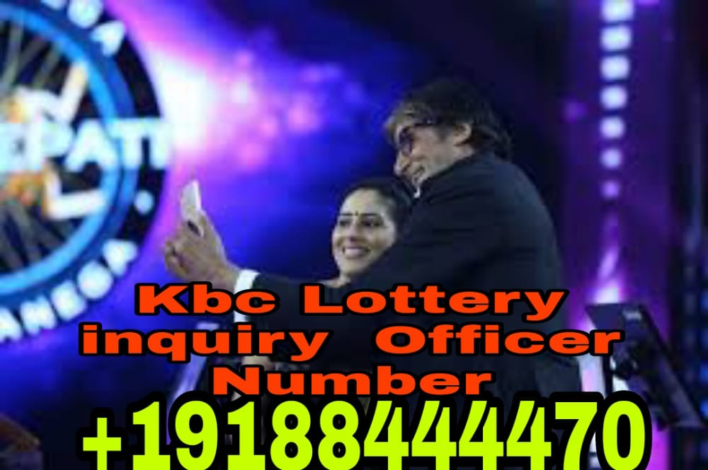 KBC Lottery Winner 2020 list Whatsapp number