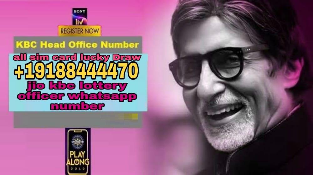 kbc head office whatsapp number mumbai