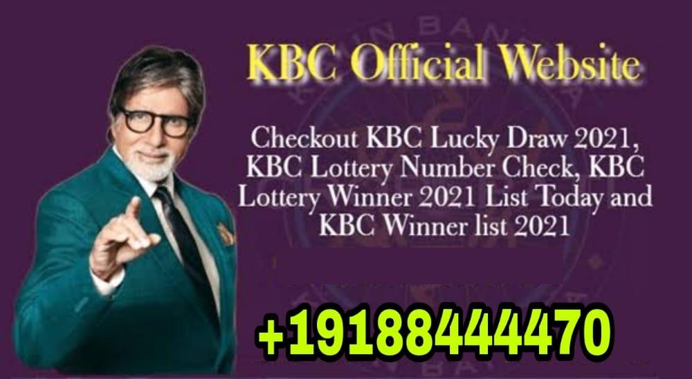KBC lottery WhatsApp number