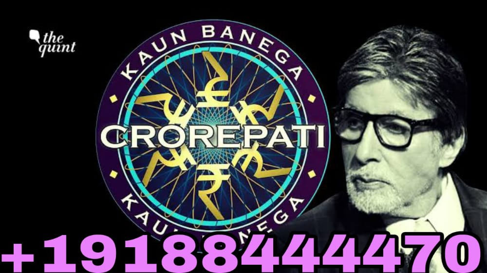 KBC lottery number 8991 check online 2022
