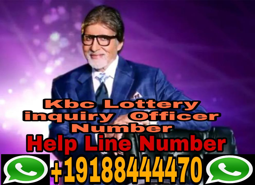 It is important to understand that the kbc whatsapp number lucky draw 2022 official website of KBC Lucky draw does not guarantee any kind of lottery winning. It can only assure that you will be among the many lucky lottery winners who will get the money each month.